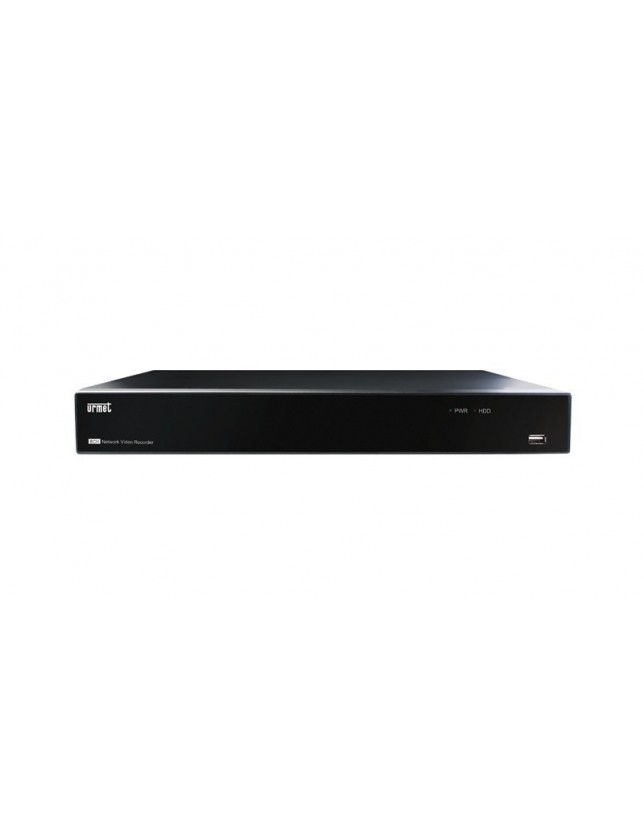 URMET NVR 8 CANALI FULL-HD 1080P HD2TB