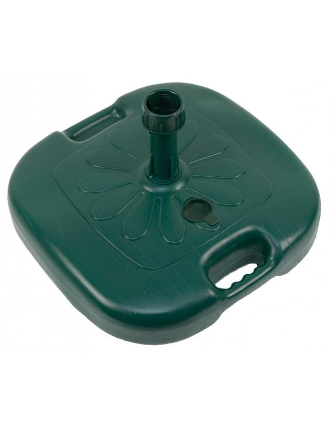 BASE OMBRELLONE PVC CM.45X45 TUBO DIAM.35