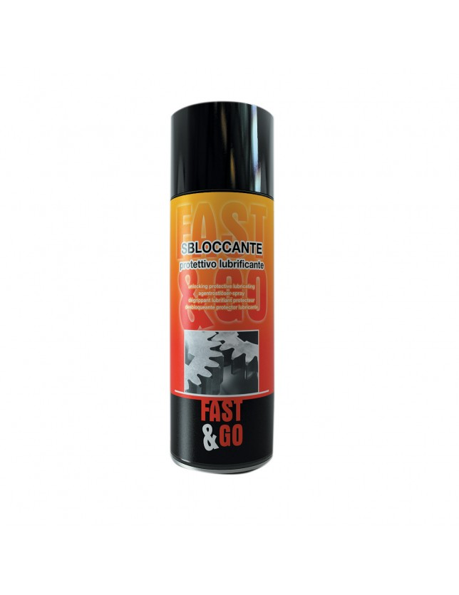 SPRAY  NEW FAST  SBLOCCANTE LUBRIFICANTE 400 ML