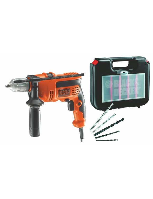 BLACK&DECKER TRAPANO MOD.CD714 CRESKA 710W