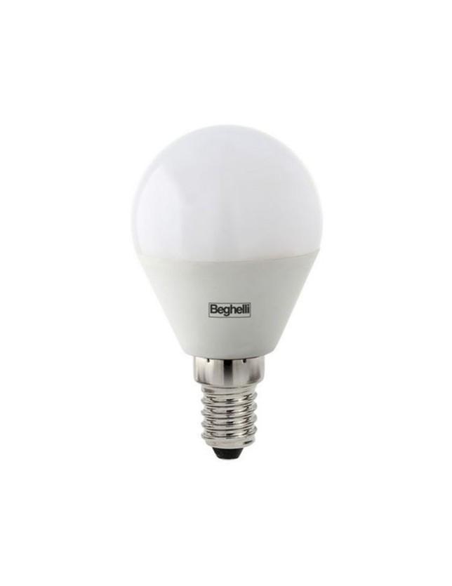 BEGHELLI LED BEG56985 SFERA 5W E14