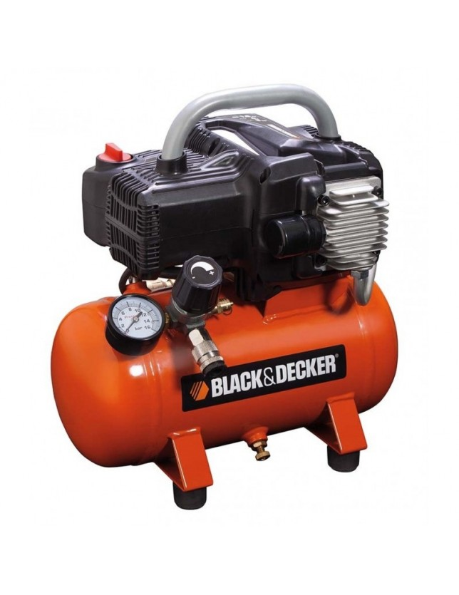 BLACK&DECKER COMPRESSORE LT.6 HP.1,5