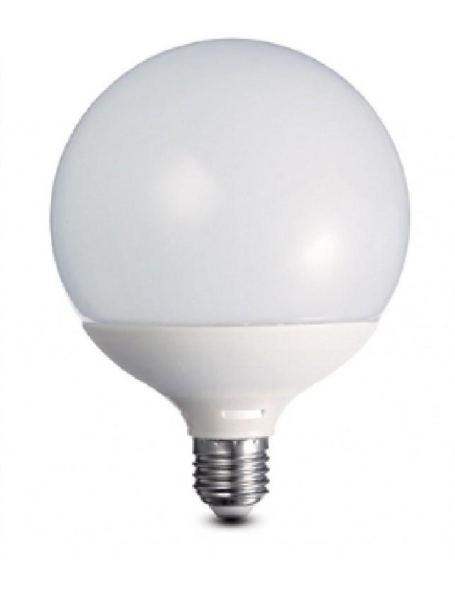 DURALAMP LED GLOBO 18W E27